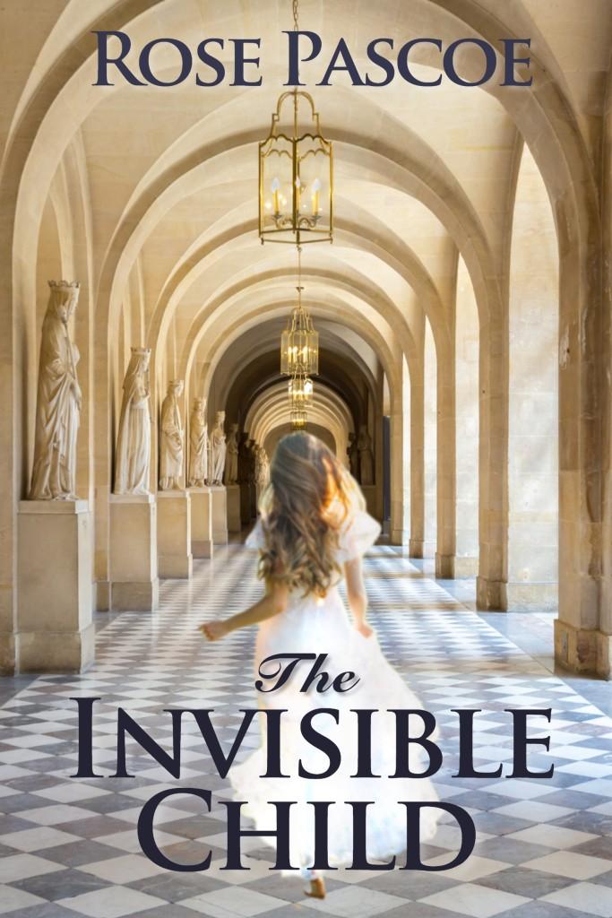 Invisible child book cover