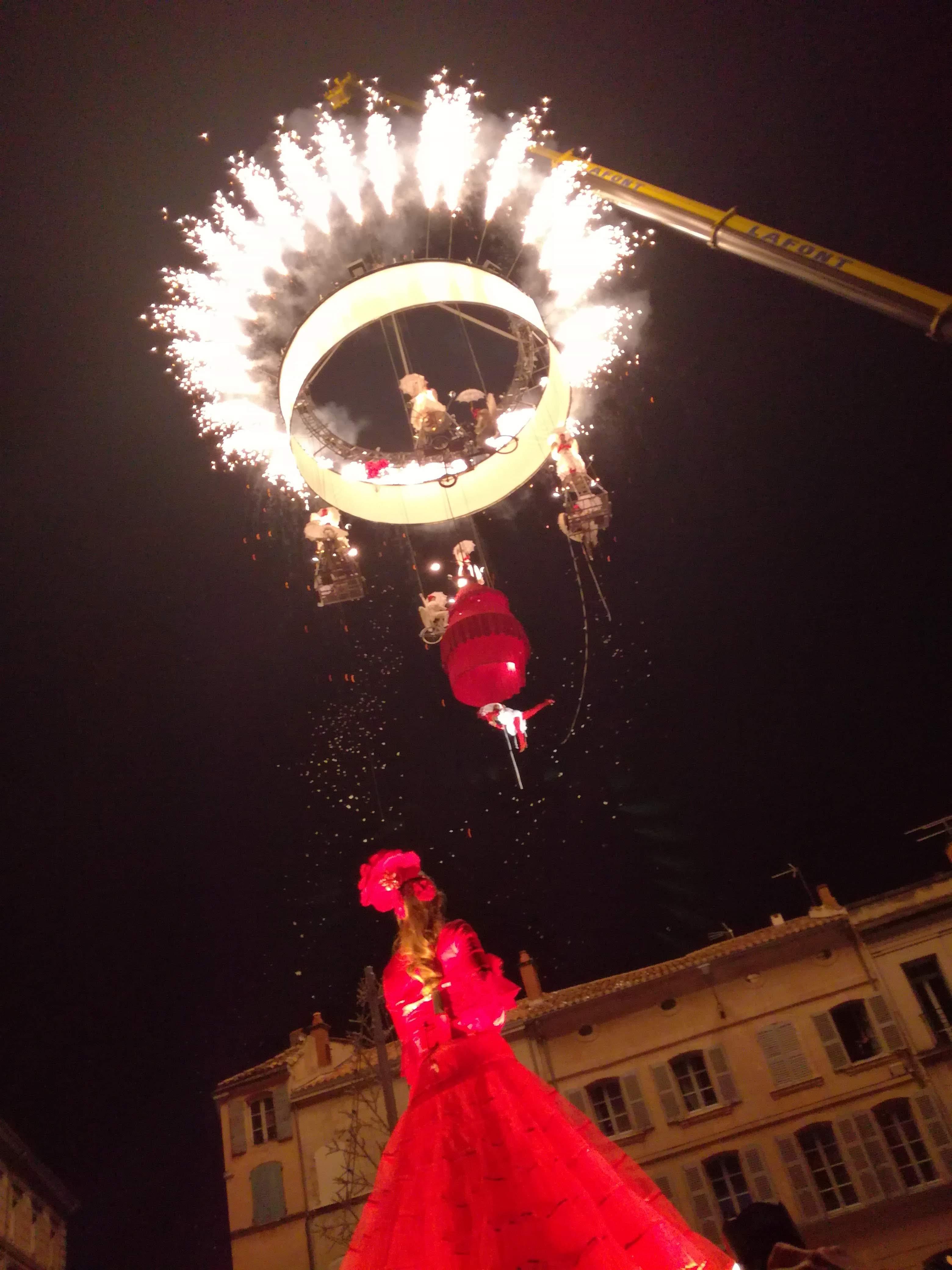Arles Christmas festival