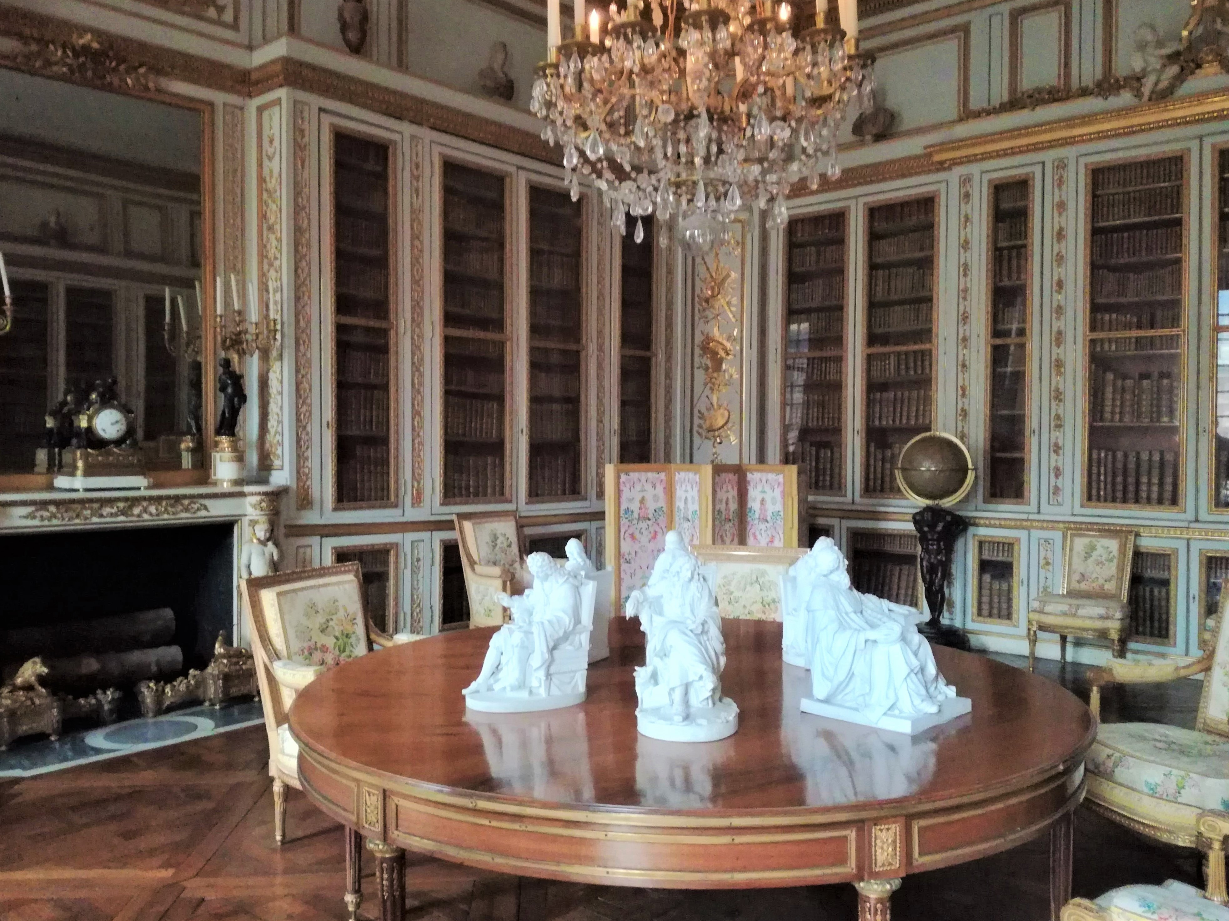 King's Library, Versailles