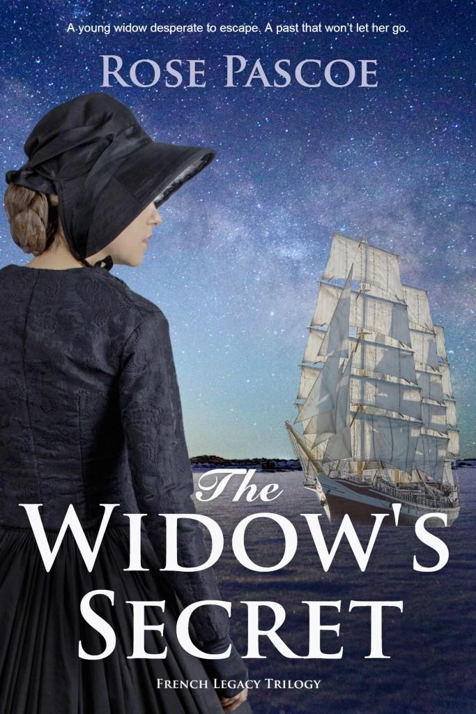 The Widow's Secret cover